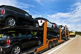 Vehicle Transport — Stock Photo