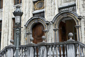 Brussels Mansion Architecture — Stock Photo