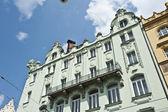 Cant Czech Property — 图库照片