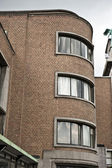 Cylinder Apartment Building — Stock Photo