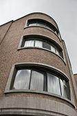 Cylinder Apartment — Стоковое фото