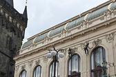 Czech Republic Theatre — Stock Photo