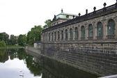 Dresden Museum — Stock Photo