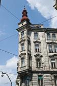 Electric Jiraskovo Namesti — Foto Stock