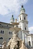European church — Stock Photo