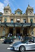 Monte-Carlo Casino — Stock Photo