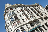 Nice Angular French Apartments — Stock Photo
