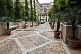 Private Monte Carlo Driveway — Stock Photo