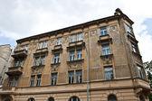 Side Prague Apartment — Stock Photo