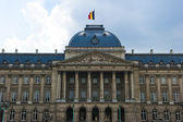Top Brussels Royal Palace — Stock Photo