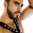 Stock Photo: Sexy Latin Gay Man