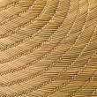 Woven Hat Detail - Stock Photo