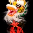 Chinese New Year Dragon Decoration — Stock Photo #10270389
