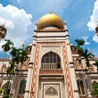 Masjid Sultan Mosque,  Singapore - Stock Photo