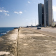 Malecon, Havana, Cuba - Stock Photo
