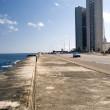 Malecon, Havana, Cuba — Stock Photo
