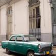 Old Car, Havana, Cuba — Stock Photo #10270725