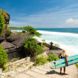 Stock Photo: Bali Surf