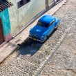 Cobble Stone Car - Trinidad Cuba — Stock Photo #10270978
