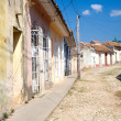 Cobble Stone Streets - trinidad, Cuba — Stock Photo