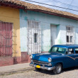 Vintage Style - trinidad, Cuba — Stock Photo