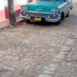 Old Car - Trinidad, Cuba — Stock Photo