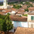 Colorful Roofs - Trinidad, Cuba — Stock Photo
