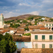 Stock Photo: Colonial Architecture, Trinidad, Cuba
