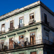 Semi-decay - Havana, Cuba — Stock Photo