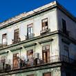 Semi-Verfall-Havanna, Kuba — Stockfoto