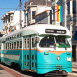 Street Car - Castro, San Francisco — Stock Photo