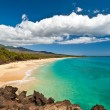 Makena Beach - Stock Photo