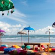 Kuta Beach, Bali — Stock Photo