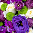 Spring Wedding Flowers — Stock Photo