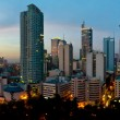 Makati City, Manila, Philippines. — Stock Photo