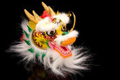 Chinese Dragon Decoration — Stock Photo