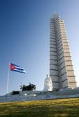 Jose marti monument, la Havane, cuba — Photo