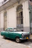 Old Car, Havana, Cuba — Stock Photo