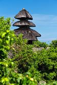 Uluwatu Temple Spire — Stock Photo