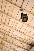 Aged Lamp, Vinales, Cuba — Stock Photo