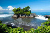 Tanah Lot temple, Bali island, indonesia — Stock Photo