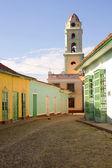 Colorful Trinidad, Cuba — Stock fotografie