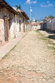 Cobblestone Style - Trinidad, Cuba — Stock Photo