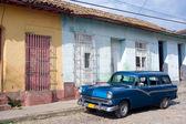 Vintage Style - trinidad, Cuba — Stock Photo