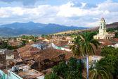 Trinidad roof tops, Cuba — Stock Photo