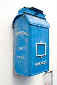 Old Mailbox - Havana, Cuba — Stock Photo