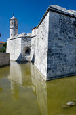 Castillo de la real fuerza - havana, cuba — Foto Stock