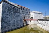 Castillo de la real fuerza - la havane, cuba — Photo