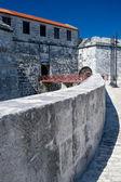 реальный fuerza кастильо-де-ла - гавана, куба — Стоковое фото