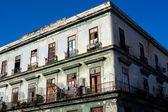Semi-decay - Havana, Cuba — Stock Photo